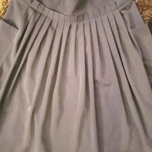 Simply Vera Vera Wang pleated skirt